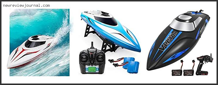 Top Best Remote Control Boat Under $200 For Beginners