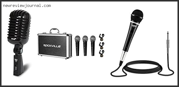Best Wired Vocal Microphone