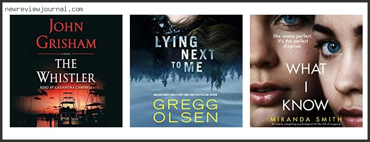 Deals For Best Thrillers Audible – Available On Market