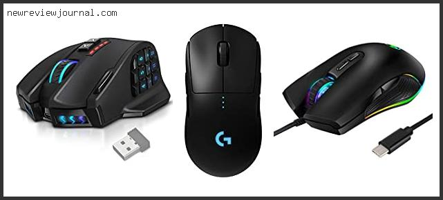 Best Macbook Pro Gaming Mouse