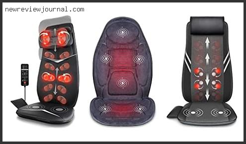 Deals For Best Car Massage Chair Based On Scores