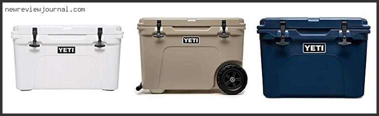 Best Yeti Size For Camping