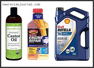 Best Oil Additive To Stop Knocking