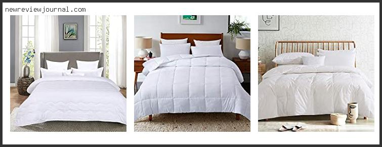 Top Best Lightweight Duvet Inserts For Summer With Expert Recommendation