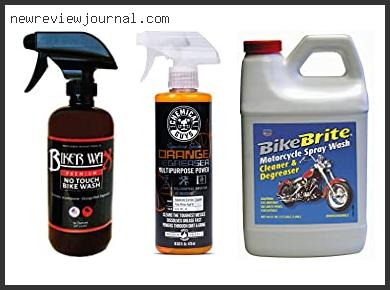 Best Motorcycle Engine Degreaser