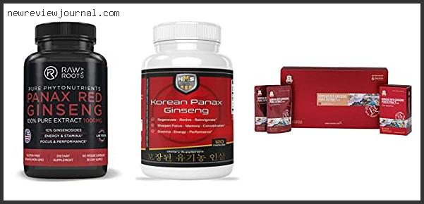 Best Quality Korean Red Ginseng