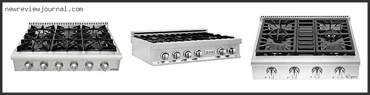 Buying Guide For Best Professional Rangetops With Expert Recommendation