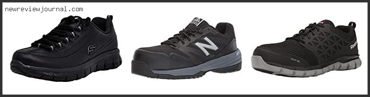 Best Wide Work Shoes