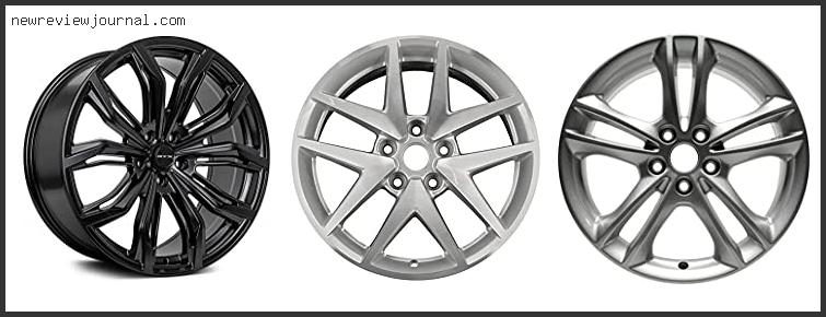 Best Rims For Ford Fusion