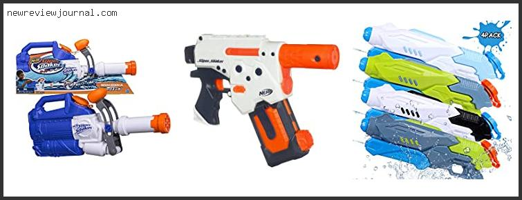 Best Super Soaker Switch Shot Blast Reviews With Scores