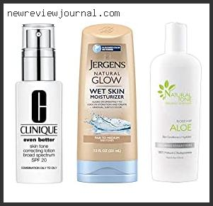 Best Lotion For Skin Tone