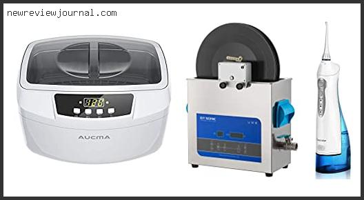 Best #10 – Ultra Sonic Cleaners For Sale Reviews For You