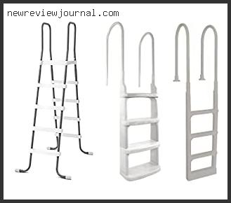 Pool Ladders For Above Ground Pools