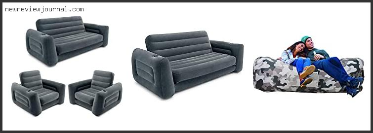 Buying Guide For Best Blow Up Sofa Reviews With Scores
