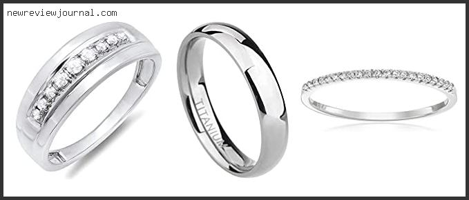 Buying Guide For Best Cheap Wedding Bands Based On Customer Ratings