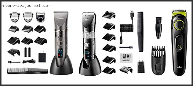 Top 10 Best Professional Cordless Beard Trimmer Reviews With Scores