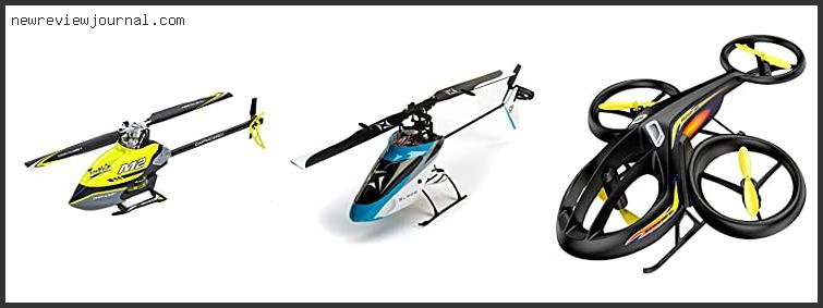 Top Best Remote Control Drone Helicopter