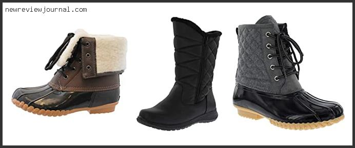 Best Boots To Keep Feet Dry