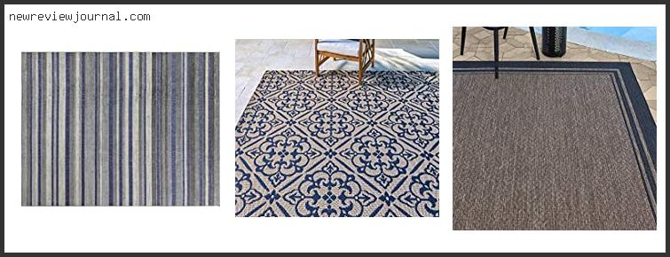 Top 10 Best Patio Carpet Based On User Rating