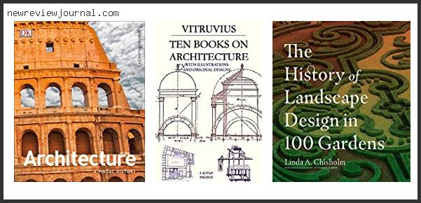 Best Architecture History Books