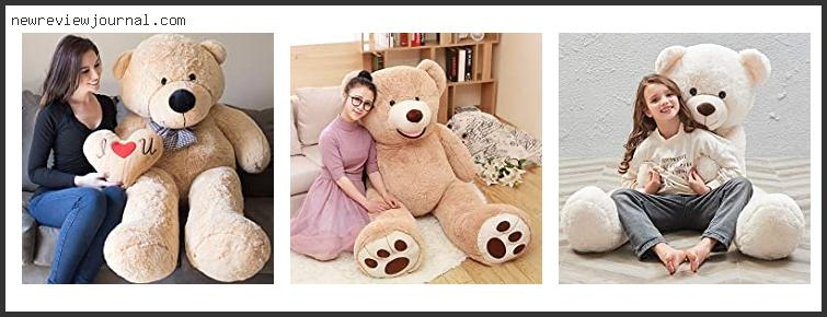 Best 10 Ft Tall Teddy Bear Reviews For You