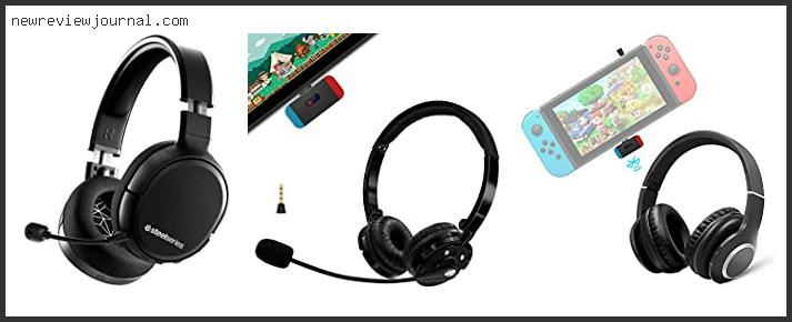 Buying Guide For Best Nintendo Switch Wireless Headset Reviews With Products List