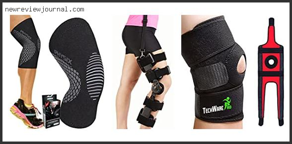 Best Mcl Knee Support