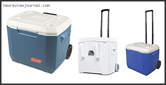 60 Qt Cooler With Wheels