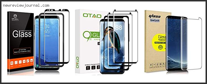 Best Glass Screen Protector For S8