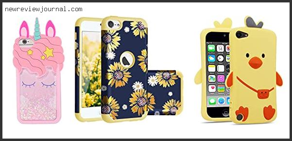 Ipod Touch 5 Silicone Cases
