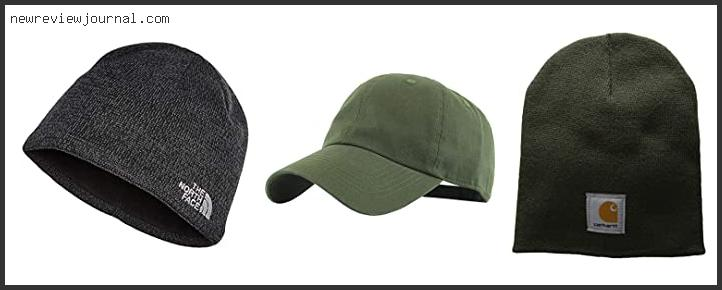 Top Best Men's Winter Hats For Large Heads Based On User Rating
