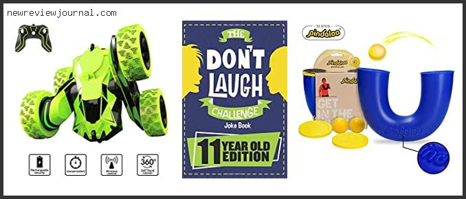 Top 10 Gifts 11 Yr Old Boy – Available On Market
