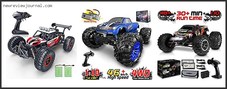 Top Best Remote Control Truck For 5 Year Old