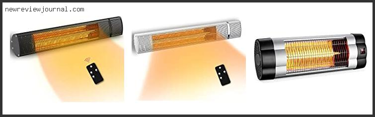 Outdoor Electric Heaters Wall Mounted
