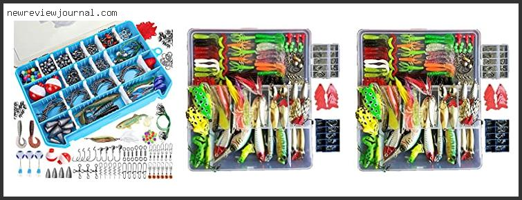 Tackle Box With Tackle Included