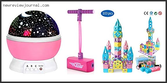 Top Best Christmas Gifts For 5 Years Old Girls Based On Customer Ratings