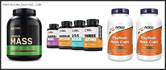 Best Supplements For Bulking Up