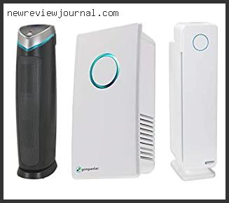 Best Air Purifier For Germs