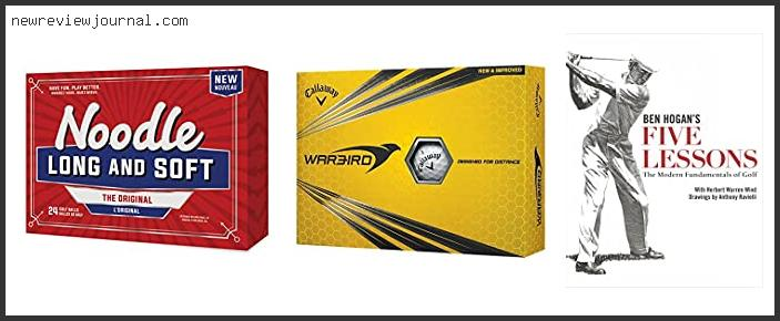 Buying Guide For Best Golf Ball For 20 Handicapper Reviews For You