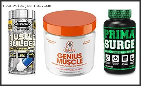 Best Supplements For Men Muscle Growth