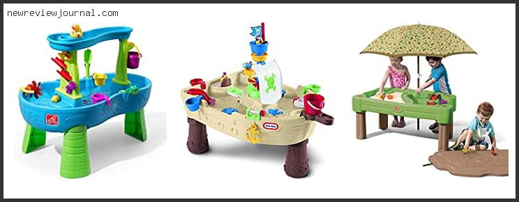 Amazon Step 2 Water Table