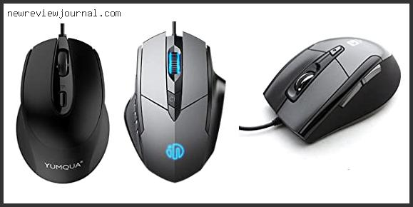 Best Wired Silent Mouse