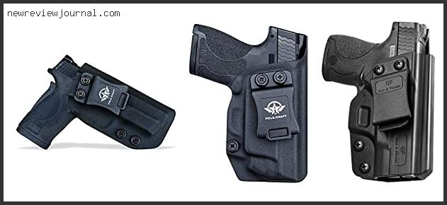 Best Concealed Carry Holster For Shield