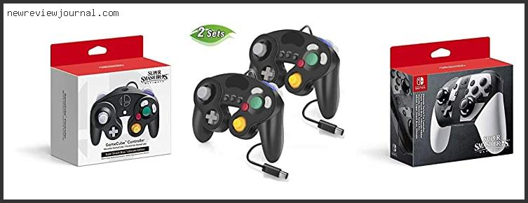 Top 10 Best Controller For Super Smash Bros Ultimate Reviews With Scores