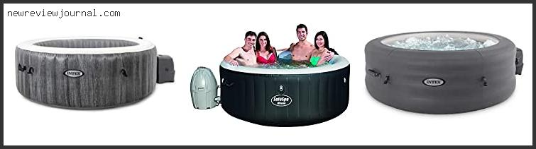 Guide For Intex Portable Hot Tub Reviews Based On User Rating