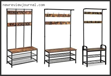 Top Best Storage Benches With Coat Rack Based On Scores
