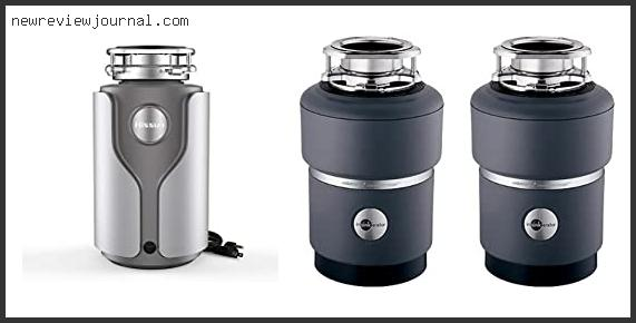 Best Compact Garbage Disposal