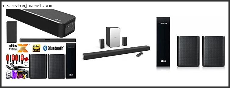 Buying Guide For Best Surround Sound With Wireless Rear Speakers In [2021]