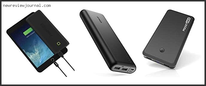 Pocket Juice Portable Charger 20000