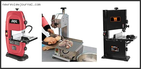 Table Top Meat Band Saw